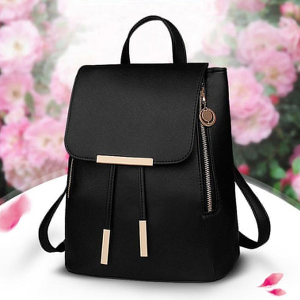 black handbags for school
